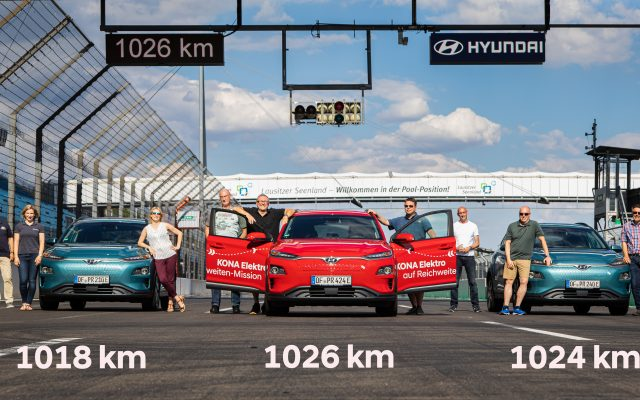 post blue magazine thumbnails : record-du-monde-pour-le-hyundai-kona-electric